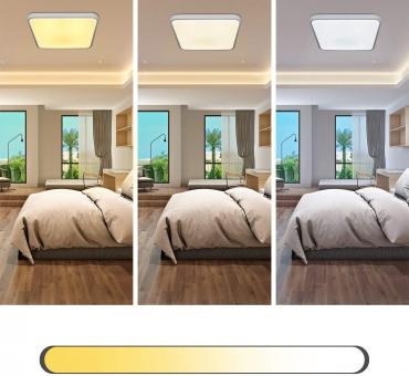 LED лампа - 40x40 24W VINGO