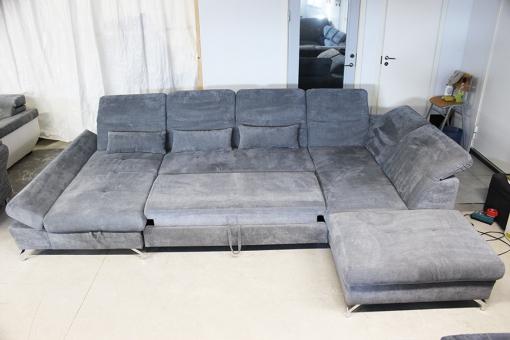 Melfi П-угловой диван кровать