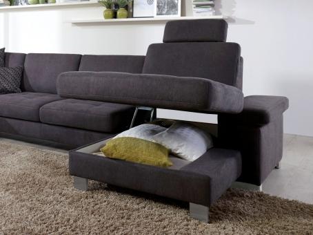 Puzzle П-образный угловой диван