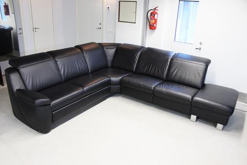 LS-5035 реклайнер угловой диван