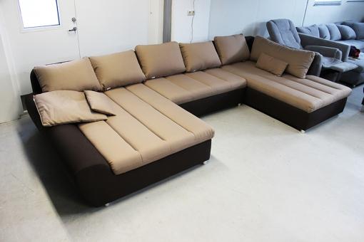 Bandos П-угловой диван кровать