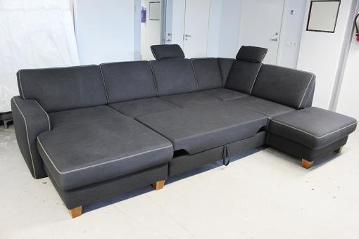 Madison П-образный угловой диван кровать