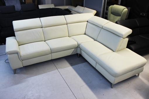 Lava реклайнер угловой диван