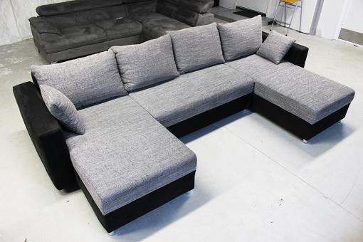 Caro П-образный угловой диван кровать