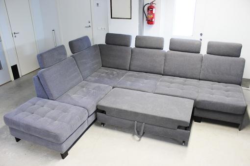 Puzzle угловой диван кровать